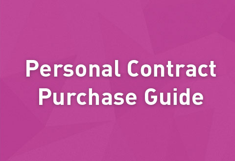 personal contract purchase guide